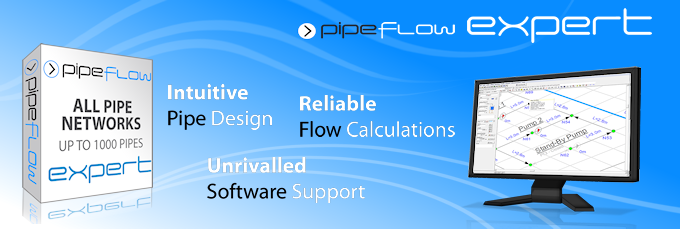 Pipe Flow Expert Software - Calculates Pressure Drops & Flow