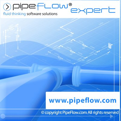 Design Pipe Networks with Pipe Flow Expert Software