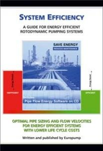 System Efficiency, A Guide for Energy Efficient Rotodynamic Pumping Systems